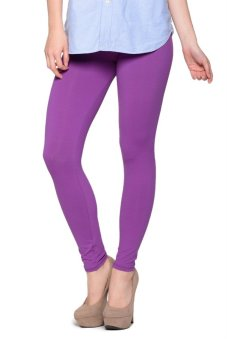 CYRIL Kylie Long Leggings (Purple) Price Philippines