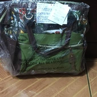 ANello 3way bag (olive) Price Philippines