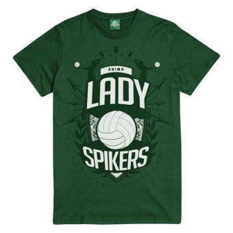 Harga Lady Spikers T-Shirt (Green)