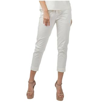 Harga Plains & Prints Milky Pants (Offwhite)