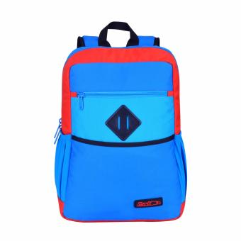 Harga Hawk 4687 Backpack (Royal Blue/Tangerine)