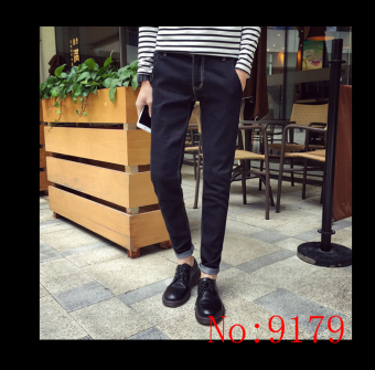 Men's Classic Black Jeans Price Philippines