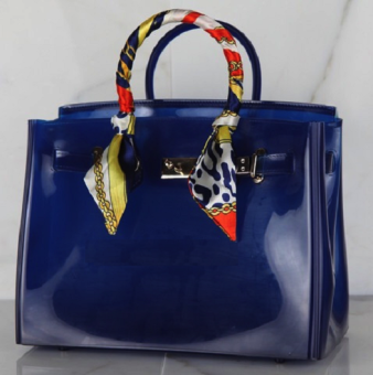 Harga Beachkin Bag (Navy Blue)