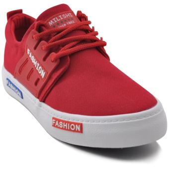 Tanggo Kylie Fashion Sneakers Women's Rubber Shoes (red) Price Philippines