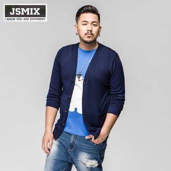 JSMIX Plus Size (XL~7XL) Basic Simplicity Knitwear - Intl Price Philippines