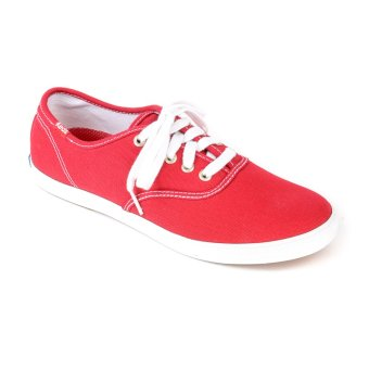 Harga KEDS MF29581 Champion CVO Men's Sneaker Shoes (Red)
