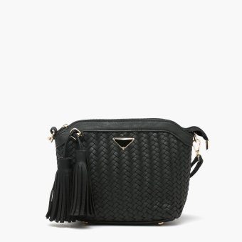 Harga Parisian Ladies Nice Sling Bag (Black)
