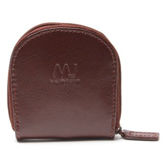 MJ SPL01-1680033 Coin Purse (Dark Brown) Price Philippines