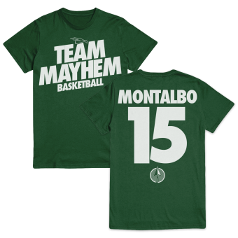 Harga Montalbo Player T-Shirt