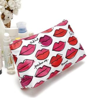 Clinique Red Lips Satin Cosmetic Pouch Price Philippines