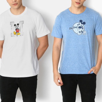 Harga Mickey Mouse 2-piece Originals Teens Tee Set (XL)