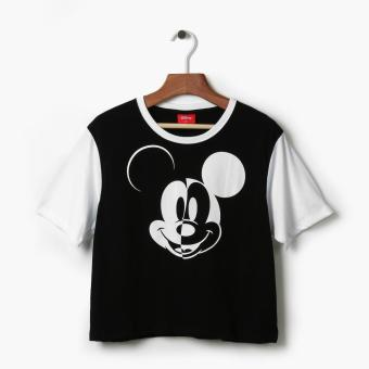 Harga Disney Mickey Mouse Teens Graphic Tee (Black)