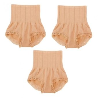 Munafie Slimming Panty Set of 3 (Beige) Price Philippines