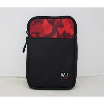 Mj by McJim BG57-G81 Sling Bag (Red) Price Philippines