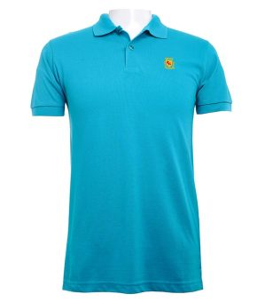 Harga BENCH Solid Polo Shirt (Baltic)