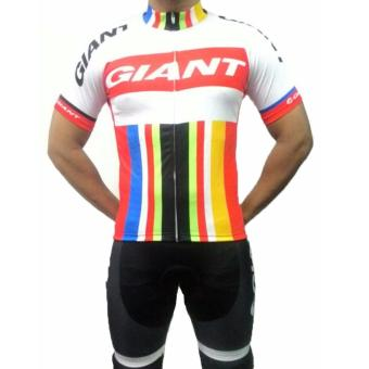 Harga Fortress Bike Cycling Jersey with Short (GIANT12)