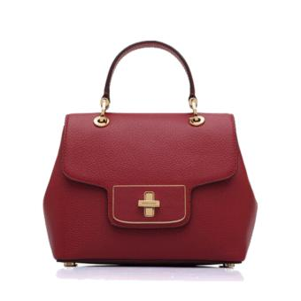 Michael Kors Emery Maroon Satchel Price Philippines