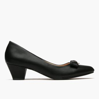 Harga Parisian Basic Ladies Camie Pumps (Black)