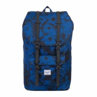 Herschel Little America Backpack (Jungle Floral Blue) Price Philippines