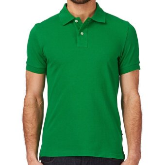 Harga Lifeline Polo Shirt (Emerald Green)