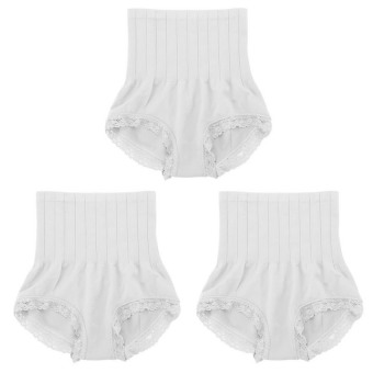 Munafie Slimming Panty Set of 3 (White) Price Philippines