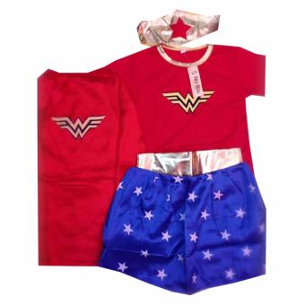 Harga Wonder Woman Costume 2 - 9 Years Old