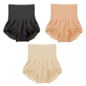 Munafie Slimmimg Panty Set of 3 (Black, Beige, Nude) Price Philippines