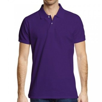 Harga Lifeline Polo Shirt (Violet)