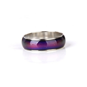Fashion Unisex 15.6mm Color Changing Mood Ring Finger Ring Price Philippines