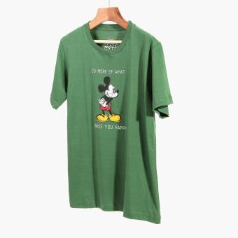 Harga Disney Mickey Mouse Boys Teens Graphic Tee (Green)