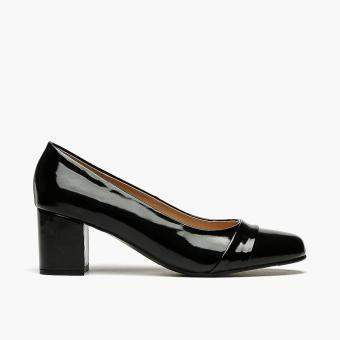 Harga Parisian Ladies Plus Paige Pumps (Black)
