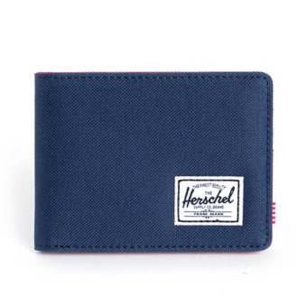 Harga Herschel Roy Wallet (Navy/Red)