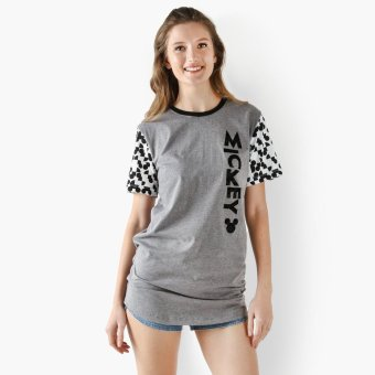 Harga Disney Mickey Mouse Teens Tunic (Light Gray)