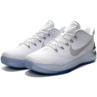 Harga Summer Sports Sneakers For Zoom Kobe 12th AD Basketball Shoes Men (White) - intl