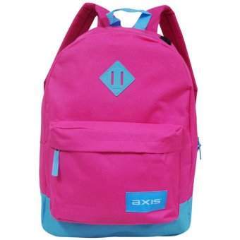 Harga Axis Backpack (Pink/Navy Combination)