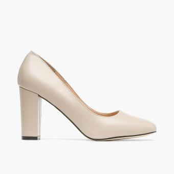 Harga Parisian Ladies Patsy Pumps (Cream)