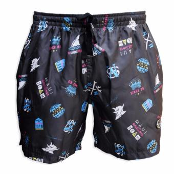 Maui and Sons Swim Short ( Black ) Price Philippines