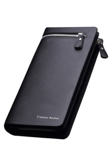 Curewe Kerien New Style Men's Business Wallet(Black) Price Philippines