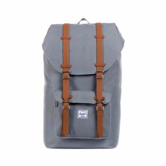 Herschel Little America Backpack GRAY TAN 25L Price Philippines