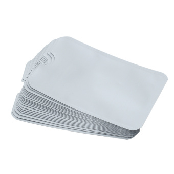 Harga Lgpenny 20Pcs ID Credit Card RFID Blocking Secure Sleeve Holder Case Shield Protector - intl