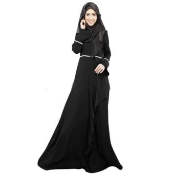 Women lastest design Muslim Costume Arab long dress for National style - intl Price Philippines