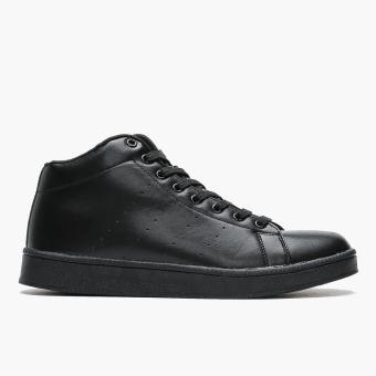 Sprint Mens Oliver Sneakers (Black) Price Philippines