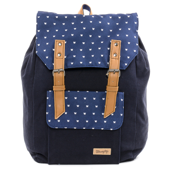 Harga Wrangler Backpack (Navy Blue)