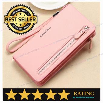 Curewe Kerien Authentic - Multifunction Long Wallet (PINK) Price Philippines