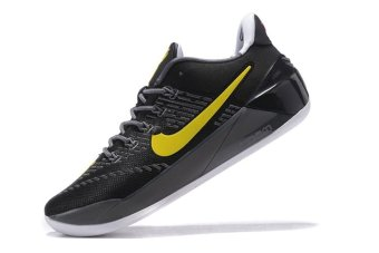 Harga Kobe 12 A.D.EP Low To Help Basketball Shoes Black - intl