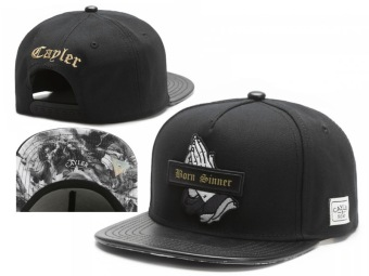 Cayler&Sons SAVIOR Street Fashion Style Snapback Hat - Intl Price Philippines