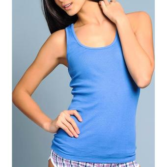 Harga BENCH- GES0049RB3 Ladies Tank Top (Royal Blue)