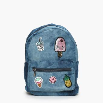 Grab Poly Backpack (Dark Blue) Price Philippines