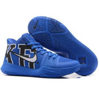 Basketball shoes for Kyrie Irving Ⅲ blue - intl Price Philippines