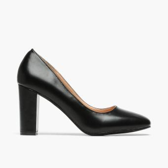 Harga Parisian Ladies Patsy Pumps (Black)